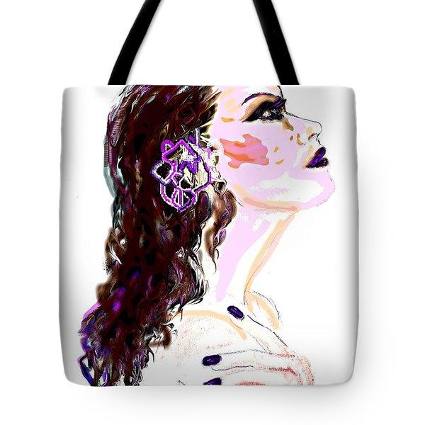 Glaze Tote Bag