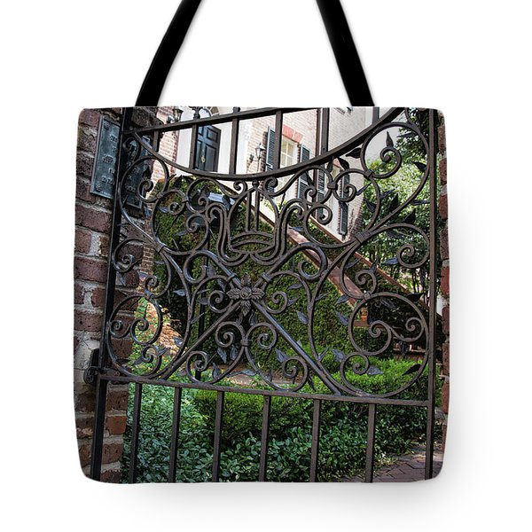 Glebe House Tote Bag