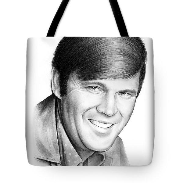 Glen Campbell Tote Bag