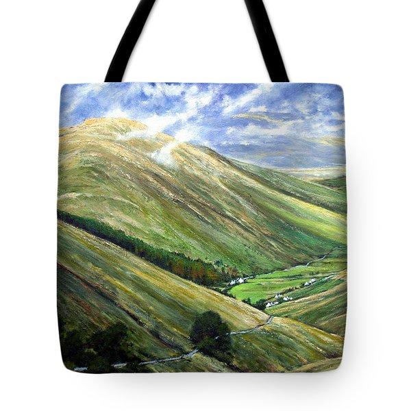 Glen Gesh Ireland Tote Bag