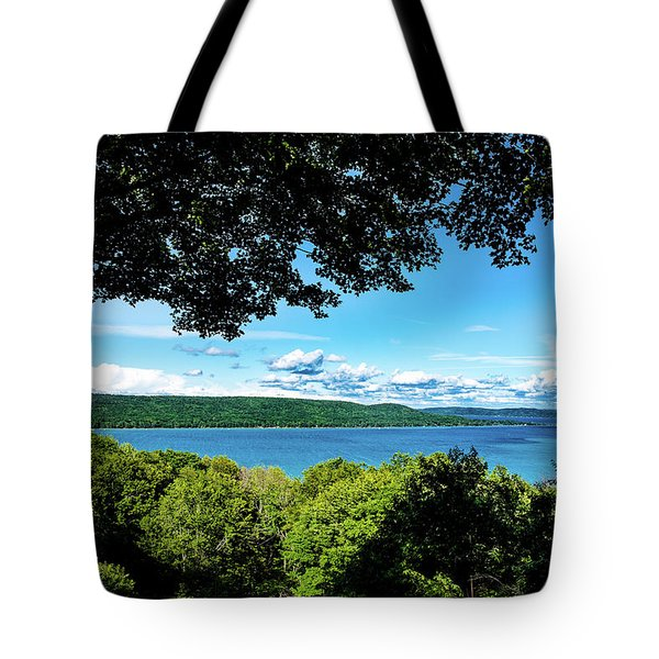Glen Lake Tote Bag