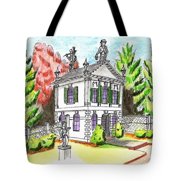 Glen Magna Farms- Derby House 2 Tote Bag