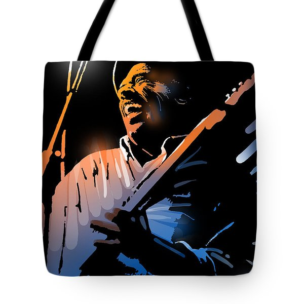Glen Terry Tote Bag by Paul Sachtleben