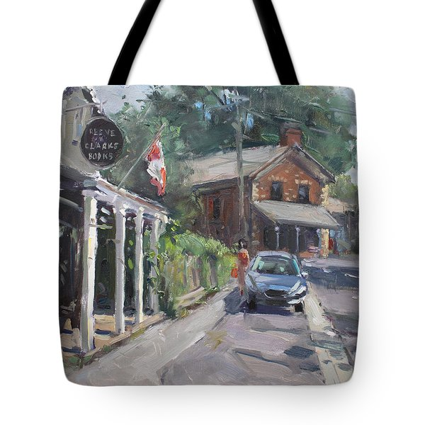 Glen Williams Ontario Tote Bag