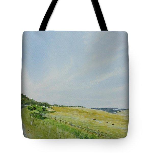 Glenaire Tote Bag