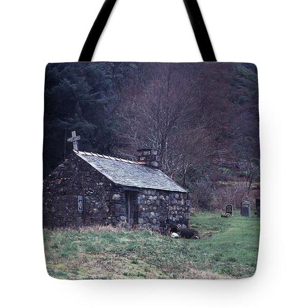 Glencoe Chapel Tote Bag