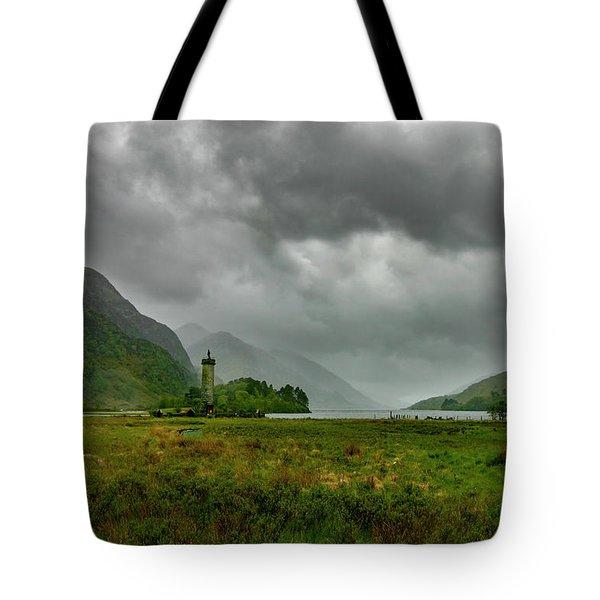 Glencoe, Scotland Tote Bag