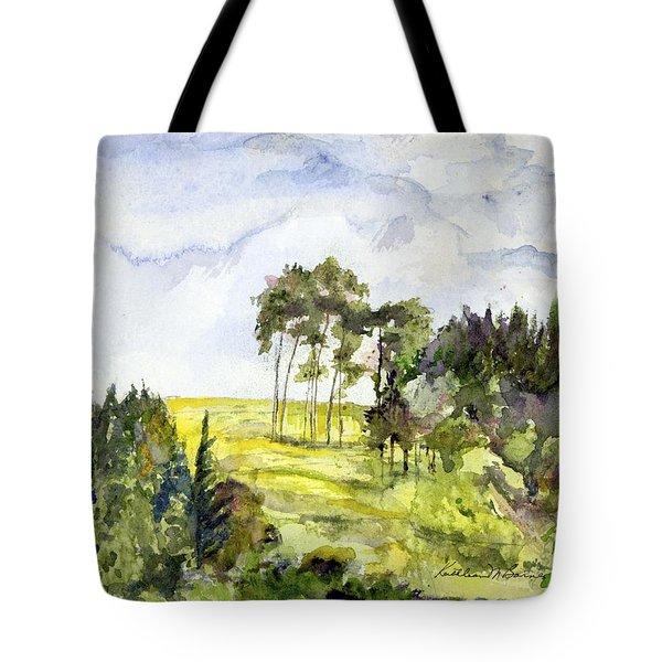 Glendalough Hillside Tote Bag