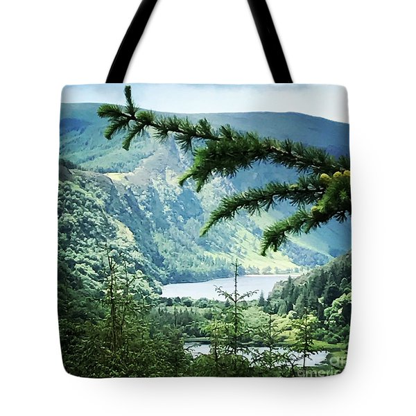 Glendalough Wicklow Tote Bag