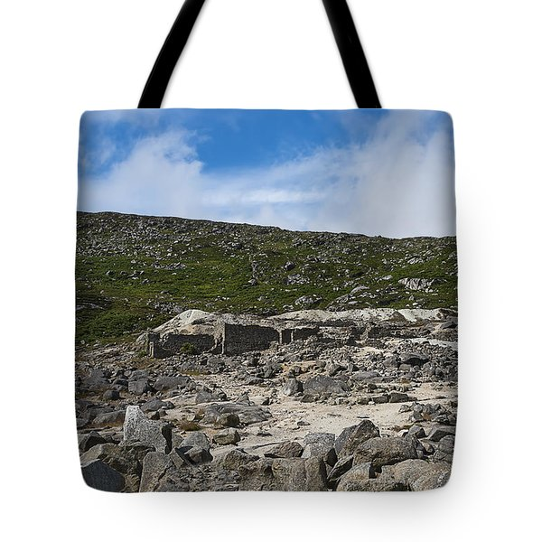 Glendasan Abandoned Mining Site Village Tote Bag