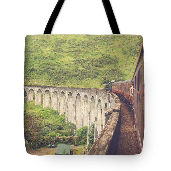 Glenfinnan Viaduct Tote Bag