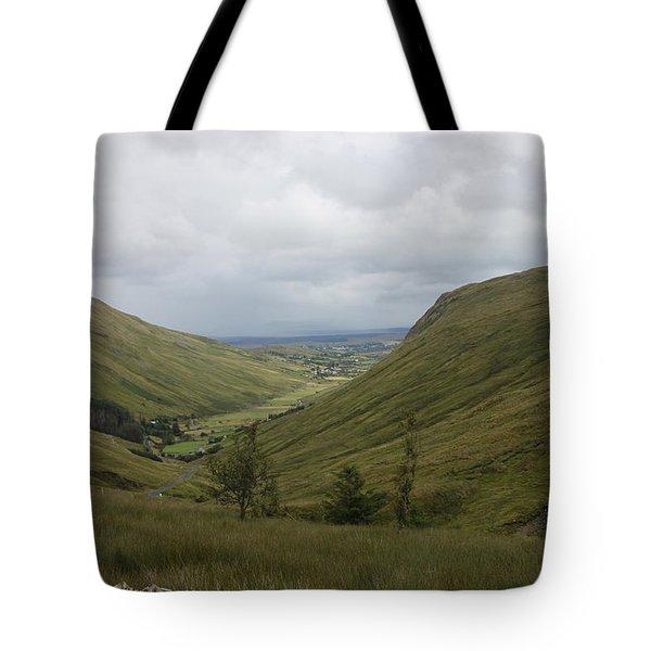 Glengesh Pass Tote Bag