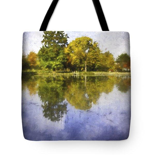 Glenview Impressions Tote Bag