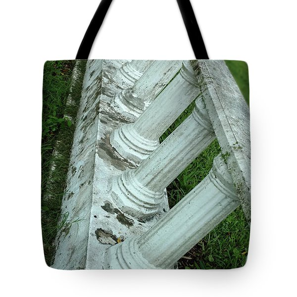 Glide Path Tote Bag