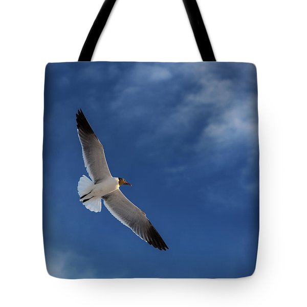 Glider Tote Bag by Don Spenner