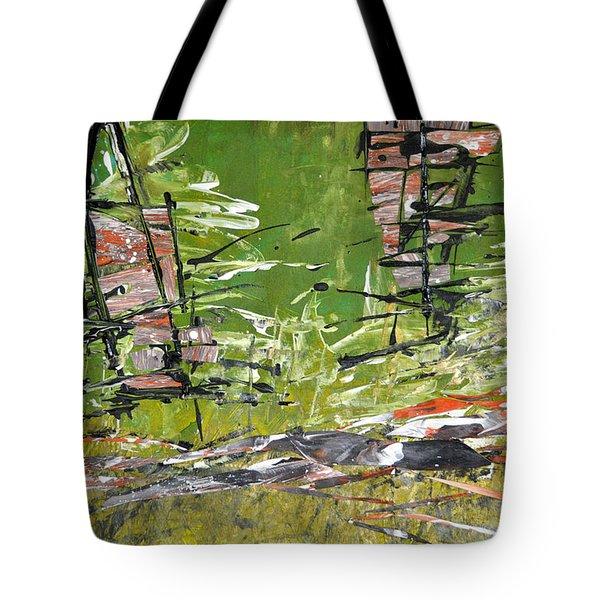 Glimpses Tote Bag