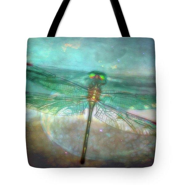 Glistening Tote Bag