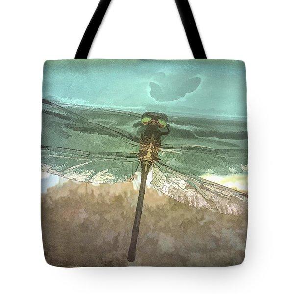 Glistening In Nature Tote Bag