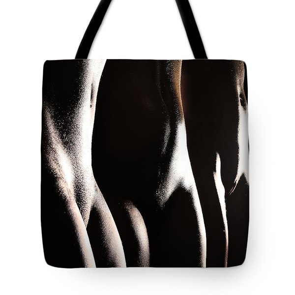 Glistening Oasis Tote Bag