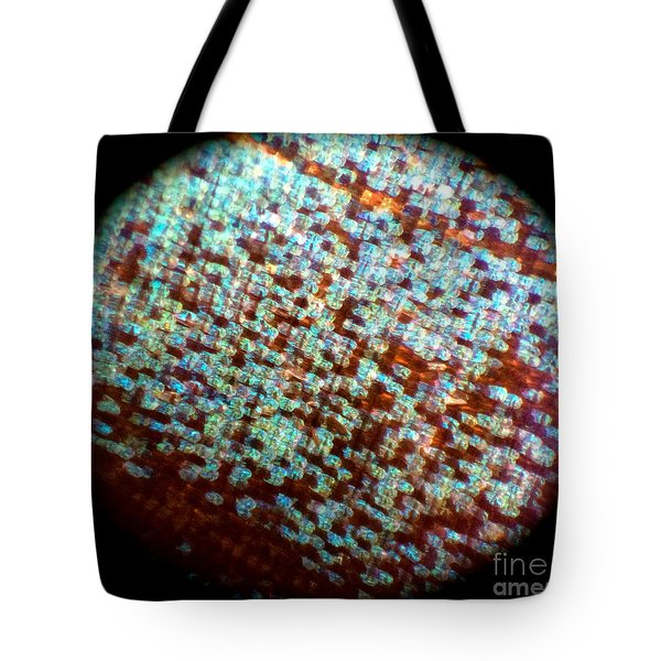 Glitter Tote Bag by KD Johnson