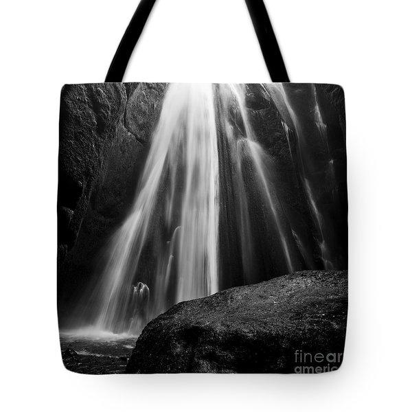 Gljufrabui Iceland Tote Bag by Gunnar Orn Arnason