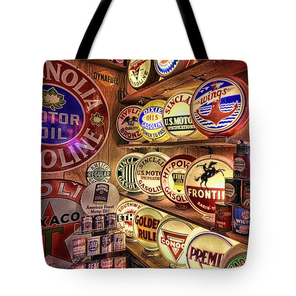 Globes Of The Past Tote Bag