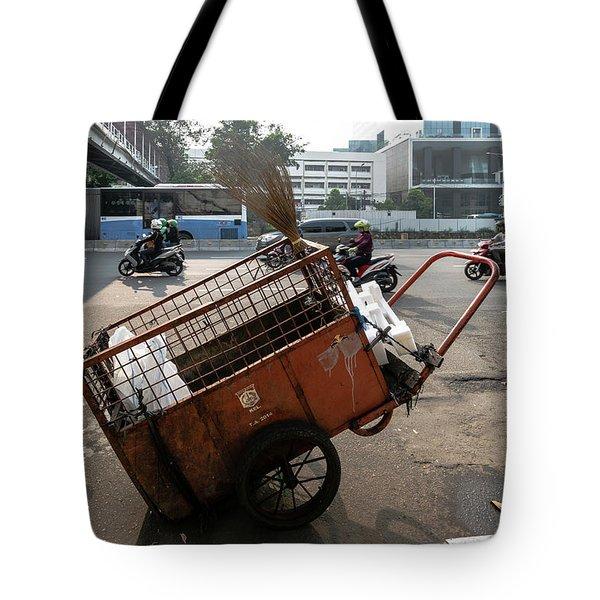 Glodok 1 Tote Bag
