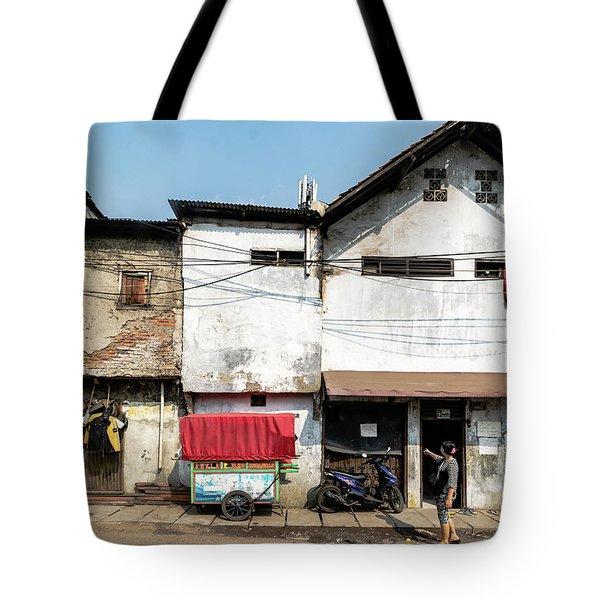 Glodok 2 Tote Bag