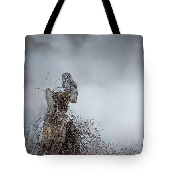 Gloomy Sunday  Tote Bag by Heather King