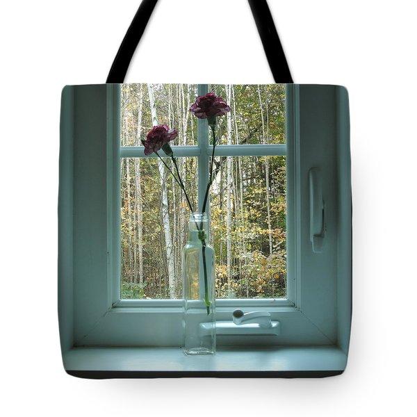 Gloria's Flowers Tote Bag