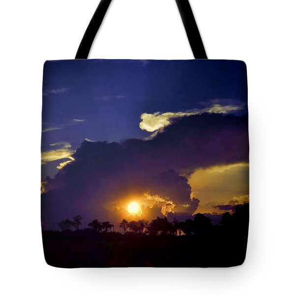 Tote Bag featuring the photograph Glorious Days End by Jan Amiss Photography