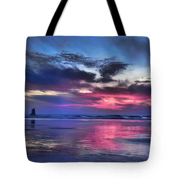Glorious Glow Tote Bag