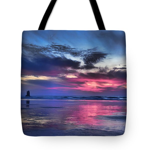 Glorious Glow Tote Bag