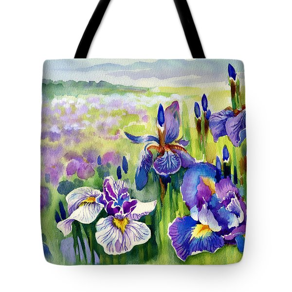 Glorious Hand Of God Tote Bag by Karen Showell