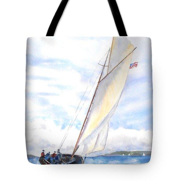 Glorious Sail Tote Bag