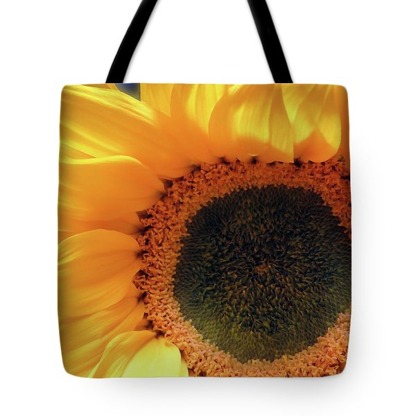Glorious Sunflower Tote Bag