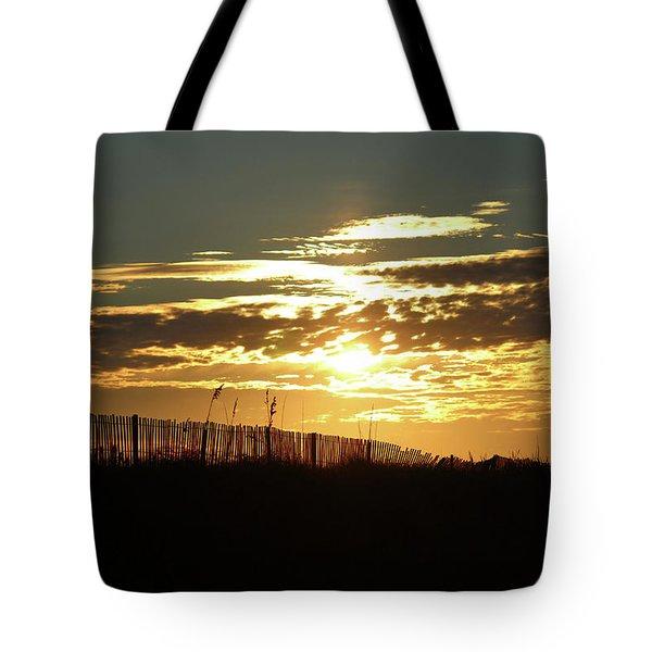 Glorious Sunset Tote Bag