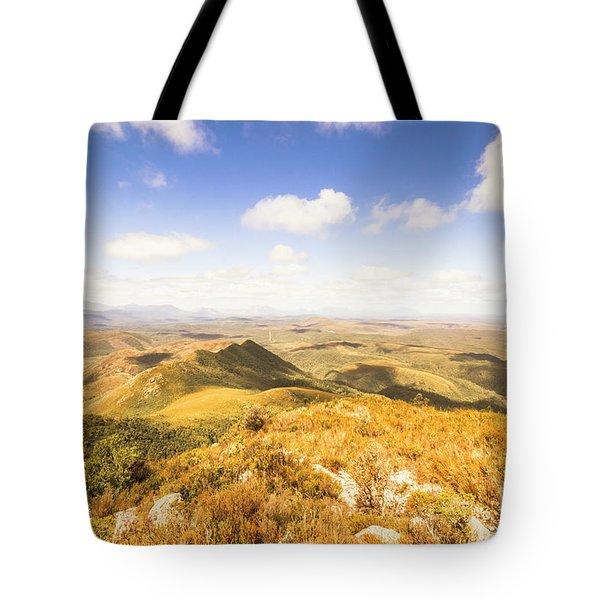 Glorious Tasmania Tote Bag