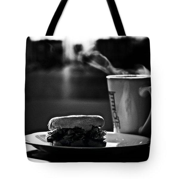 Glorious Morning 2 Tote Bag
