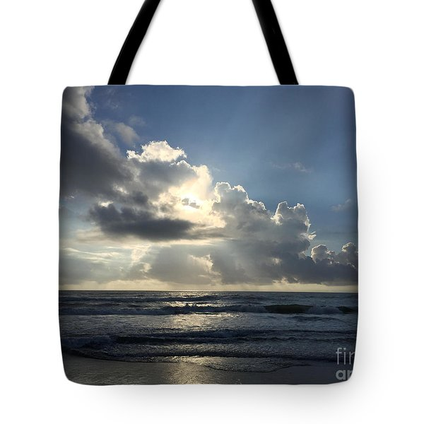 Tote Bag featuring the photograph Glory Day by LeeAnn Kendall