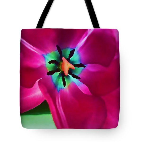Tote Bag featuring the photograph Glory Hallelujah by Roberta Byram