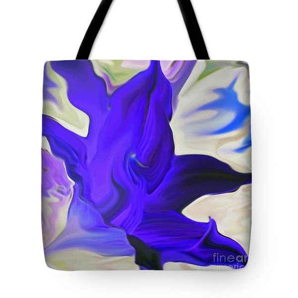 Tote Bag featuring the photograph Glory I by Patricia Griffin Brett