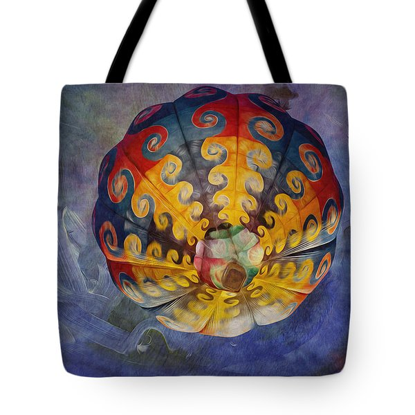 Glory Of The Sky Tote Bag