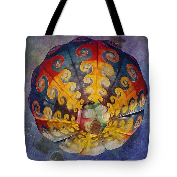 Glory Of The Sky Tote Bag