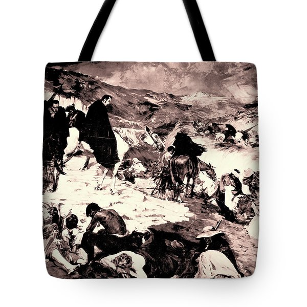 Glory Of War II Tote Bag