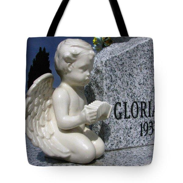 Glory Tote Bag by Peter Piatt