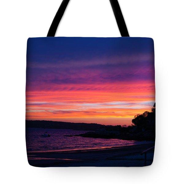 Gloucester Harbor Beach Tote Bag