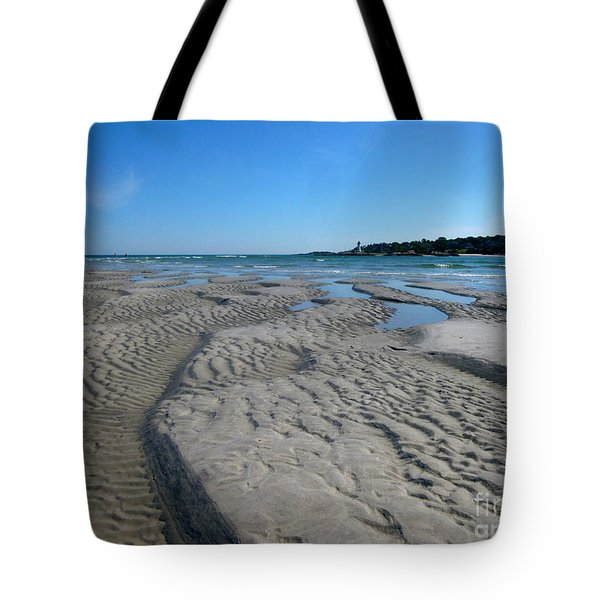 Gloucester Lighthouse Tote Bag