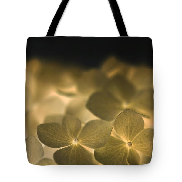 Glow Blossoms Tote Bag