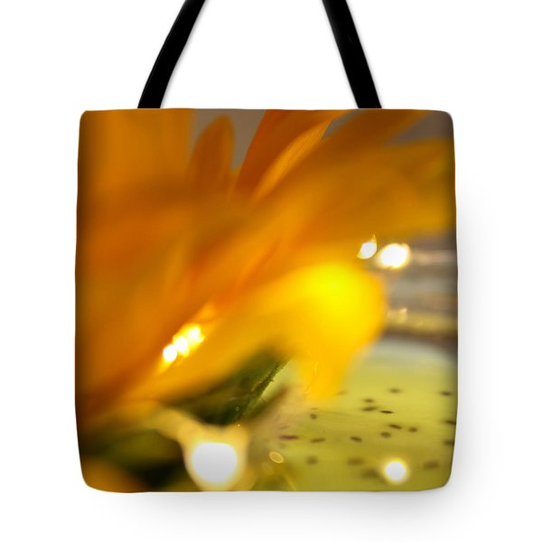 Glow Tote Bag by Bobby Villapando